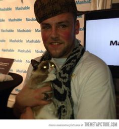 When two Internet celebrities meet…