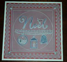 Parchment Craft, Clarity, Xmas, Plates, Colour, Artwork, Crafts, Decor, Paper Engineering