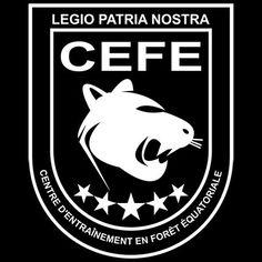 French Foreign Legion - Centre d'entraînement à la forêt équatoriale