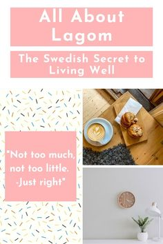 Lagom - Everything you need to know about the Swedish lifestyle trend. Get the best tips and inspiration on how to achieve lagom in your home and at work. Happy Nation, Hygge Book, Detox Diet Drinks, Friendship Day Quotes, New Beginning Quotes, Lifestyle Trends, Thinking Quotes, Vegetarian Lunch, Creative Skills