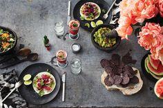 Ces tacos seront tout aussi fabuleux avec d'autres types de poisson (grillé, rôti ou frit)....