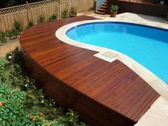 Pool Decking Design Ideas - Get Inspired by photos of Pool Decking Designs from Tree Of Life Landscapes - Australia | hipages.com.au