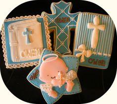 Baptism (Star Cookie Cutter)