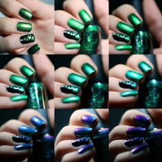 ILNP Mutagen - This is one polish. I need this badly.