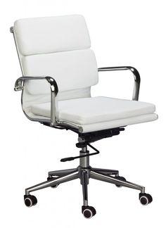 Desk Chair Black And White | http://devintavern.com | Pinterest