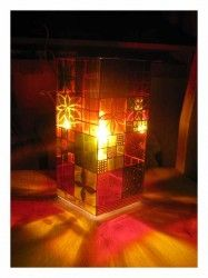 Fényjáték Meselámpa www.meselampa.hu by AsterGlass Design (Burján Eszter 'Aster' üvegfestő művész)