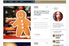 Saab – Magazine/Blog WordPress Theme