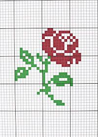 New Pic Cross Stitch rose Concepts Sew French: French Rose Pattern Cross Stitch Patterns Free Easy, Wedding Cross Stitch Patterns, Cross Stitch Tutorial, Disney Cross Stitch Patterns, Cross Stitch Freebies, Cross Stitch Charts, Cross Stitch Designs, Small Cross Stitch, Cross Stitch Bird