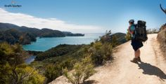An absolutely stunning walk, which I highly recommend.   Hiking the Abel Tasman Coast Track www.ruthlawtonphotography.com