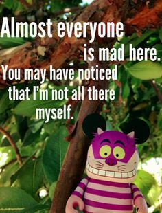 Movie in 10 Quotes: Alice in Wonderland