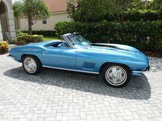 1967 Corvette Convertible. Sigh.
