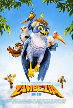 A South African-born animated movie, Adventures in Zambezia, is showing audiences around the world that SA is about a lot more than game viewing. Loved it! World's Biggest, Disney Characters, Fictional Characters, Geek Stuff, African, Adventure, Movies, Animals, Animation Studios