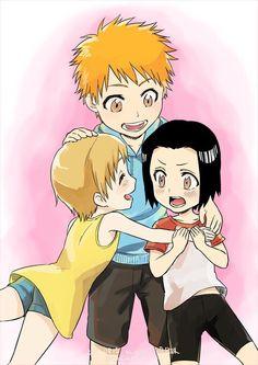 Kurosaki siblings