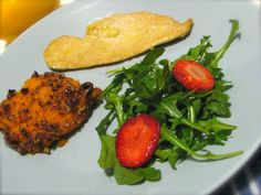 HomeMadeville: Easy Lemon Garlic Chicken & Sweet Potato Souffle