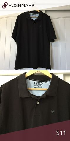 IZOD POLO SHIRT IZOD POLO SHIRT- has been worn one time.  In excellent condition. Izod Shirts Polos