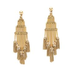 Jcrew | earrings \ I can picture myself wearing these with a long maxi dress...