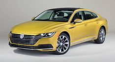2019 VW Arteon Comes To U.S. With 268HP 2.0 Turbo And AWD; Read All The Details #news #Chicago_Auto_Show