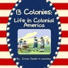 These learning stations are a great way to get your students engaged while learning about the 13 colonies! This product includes activities and ma...