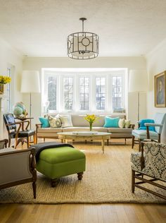 Don't Make These Mistakes When Arranging Your Living Room