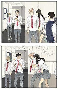 Kawaii Anime, Kawaii Art, Yuri Anime, Manga Anime, Anime Face Drawing, Horimiya, Comic Layout, Manhwa Manga, My Hero Academia Memes