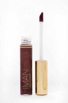 Decadent  - Brillant à Lèvres Irisé -  Iman Cosmetics