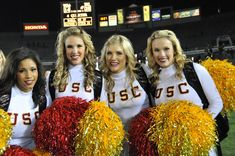 University Of Los Angeles, Sports Fights, University Of Southern California, Cheer, Songs, Girls, Little Girls, Humor, Daughters