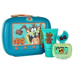 Looney Tunes Taz coffret I. Looney Tunes, Lunch Box, Toys, Casket, Bento Box