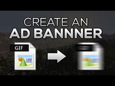 (20) How to create an Ad Banner (Gif.) [Photoshop & After Effects] - YouTube