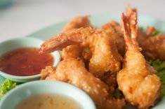 Tempura, Fish And Seafood, Chicken Wings, Snacks, Meat, Recipes, Gastronomia, Seafood, Appetizers
