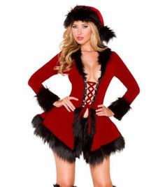 Naughty Halloween Costumes