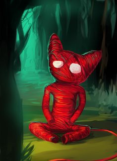 Yarny from Unravel by scoua