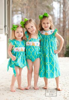 Southern Tots - Southern Tots Life's A Beach Side Tie Bubble, $32.00 (http://www.southerntots.com/southern-tots-lifes-a-beach-side-tie-bubble/)
