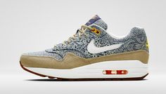 online store 68df2 ccc2f Liberty x Nike Air Max 90   Summer 2014 Nike Liberty, Liberty Blue, Liberty
