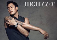 하이컷 - 패션, 뷰티, 대중문화 커뮤니티와 다채로운 이벤트 <HIGH CUT>  소 지 섭 - So Ji Sub