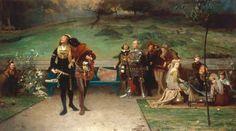 """Muerto el Rey Eduardo I, su hijo Eduardo II, manda a traer a su amante Pierce de Gaviston desde Francia y celebra en los jardines de palacio, una ceremonia denominada de """"hermanamiento"""" ante la Iglesia, que no es otra cosa, que una BODA GAY.  Esta boda, acarreó el odio de la nobleza y arreció las murmuraciones sobre el Rey Eduado II, al tener de consorte a otro hombre en pleno palacio y en plena Edad Media."""