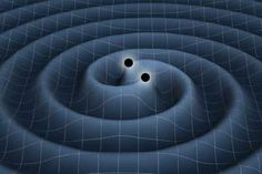 Today was a big day for physicists and space science, with the announcement of the first confirmed detection of gravitational waves, 100 years after they had been predicted by Albert Einstein as a … Gravity Waves, Gravitational Waves, Prix Nobel, Theory Of Relativity, Quantum Mechanics, Quantum Physics, Theoretical Physics, Space Time, Physical Science