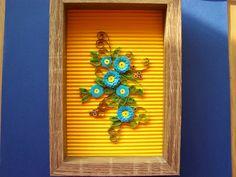 Joanna 'art: Clock, Frame, Handmade, Home Decor, Art, Watch, Picture Frame, Art Background, Hand Made