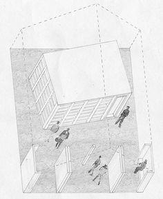 Galería de 12 maneras de representar atmósferas arquitectónicas usando collage - 37