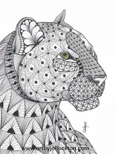Horse Coloring Book 44 Page For Download Printable Adult