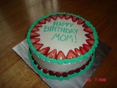 Diabetic birthday cake recipes