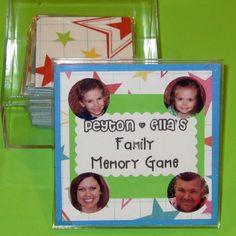 Family Memory Game