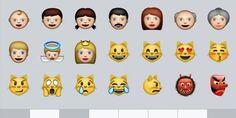 Un historia de amor ilustrada sólo con emojis de WhatsApp http://j.mp/1FNRZUW |  #Amor, #Emojis, #Historia, #Tecnología, #WhatsApp
