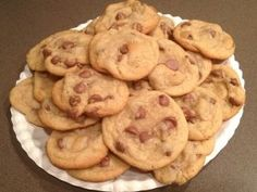 Chocolate Chip Cookies http://ibeebz.com