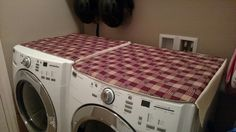 Washer Dryer Savers Protects The Top Of Your Washer