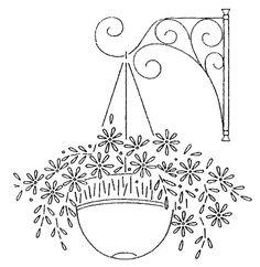 Pote de flor