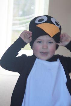 pinguin costume