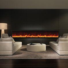 Amantii electric fireplace  - BI-88-DEEP