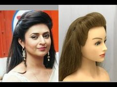 Hairstyles, Easy Everyday Side Puff Hairstyle : How to Put Pin for Long Lasting Puff Hairstyles Hi Girls! A puff always makes you look beautiful. So we choose puf. Short Hair Updo, Quick Braided Hairstyles, Open Hairstyles, Heatless Hairstyles, Puff Hairstyle, Easy Hairstyles For Long Hair, Everyday Hairstyles, Stylish Hairstyles, Simple Hairstyle For Saree