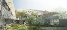 Seijo Kinoshita Hospital (Green Hospital) / Kengo Kuma & Associates