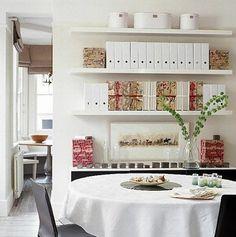 loving. living. small. | live small with style: utilizes all available space